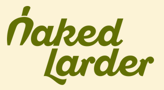 Logo of the Naked Larder bulk buying club