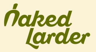 Logo of the Naked Larder bulk buying club